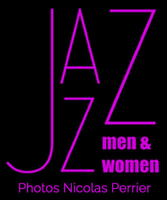 Jazz Men & Women, photos de musiciens de jazz par Nicolas Perrier