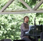 Colin Vallon - Parc floral de Paris, 7 juin 2014