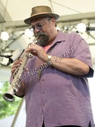 Joe Lovano - Paris Jazz Festival, 26 juillet 2008