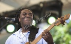 Richard Bona - Paris Jazz Festival, 23 juin 2007