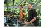 The Bad Plus - Reid Anderson, David King - Parc floral de Paris, 9 juillet 2005