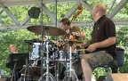 The Bad Plus - Ethan Iverson, Reid Anderson, David King - Parc floral de Paris, 9 juillet 2005
