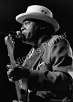 Luther 'Guitar Junior' Johnson, 17 mars 2000, Villepinte, festival 'Banlieues Bleues'