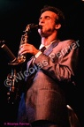 John Lurie, 5 juillet 1986, Paris. Festival 'Halle That Jazz'