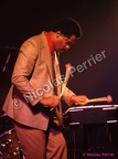 Bobby Hutcherson, juillet 1986, Paris. Festival 'Halle that Jazz'