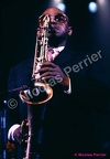 Archie Shepp, Paris 4 juillet 1986, Festival Hall that Jazz.