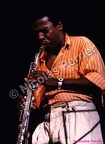 Wayne Shorter, Paris 5 juillet 1986, Festival Hall that Jazz.