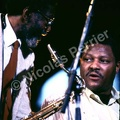 Mac Coy Tyner, Paris 4 juillet 1986, Festival Hall that Jazz, avec Joe Henderson