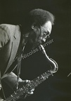 Sam Rivers - Paris, 18 février 1984